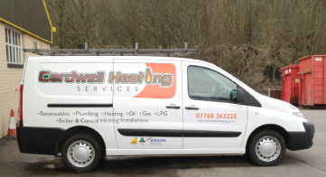 Central heating installations Yorkshire