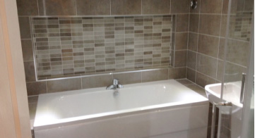 Bathroom refurbishment Yorkshire